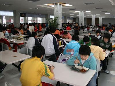 安阳电脑学校校园